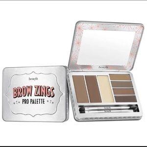 Benefit Cosmetics Brow Zings palette